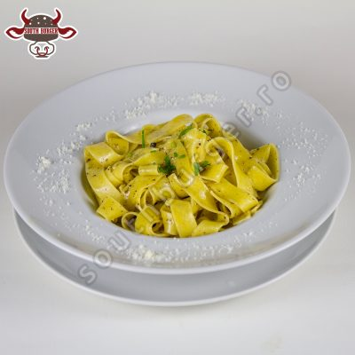 south burger, pappardelle cu trufe